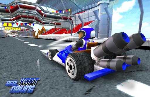 赛车:卡丁车游戏