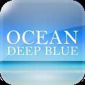 GO SMS Pro DeepBlue ThemeEX icon