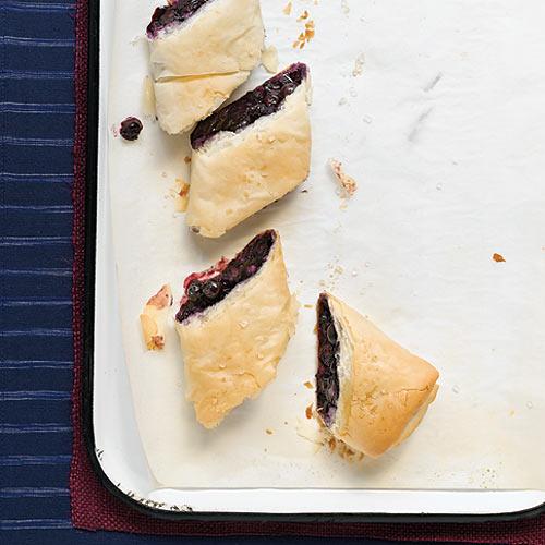 Blueberry Strudel Recipe