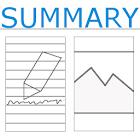 Summary (SummarizeIt) icon
