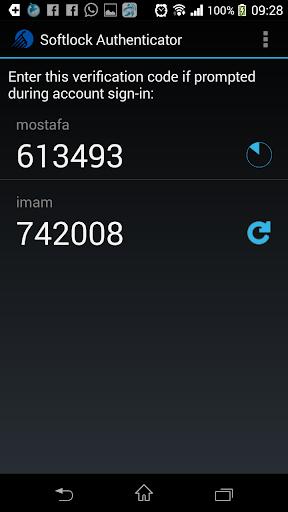 Softlock Mobile Authenticator