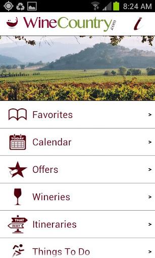 Napa and Sonoma WineCountry