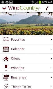 Napa and Sonoma WineCountry - screenshot thumbnail