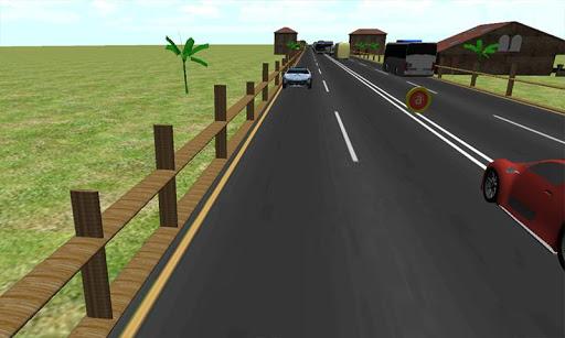 Highway Turbo Racer 3D