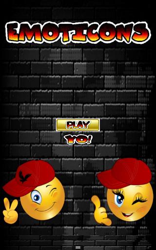 【免費解謎App】Emoticons Matching Game-APP點子
