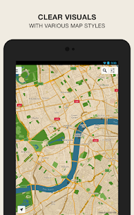 GPS Navigation & Maps - Scout - screenshot thumbnail