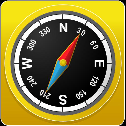 指南针 工具 App LOGO-APP試玩