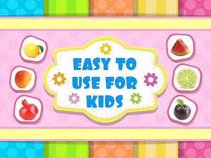 English Flash Cards - Fruits- screenshot thumbnail