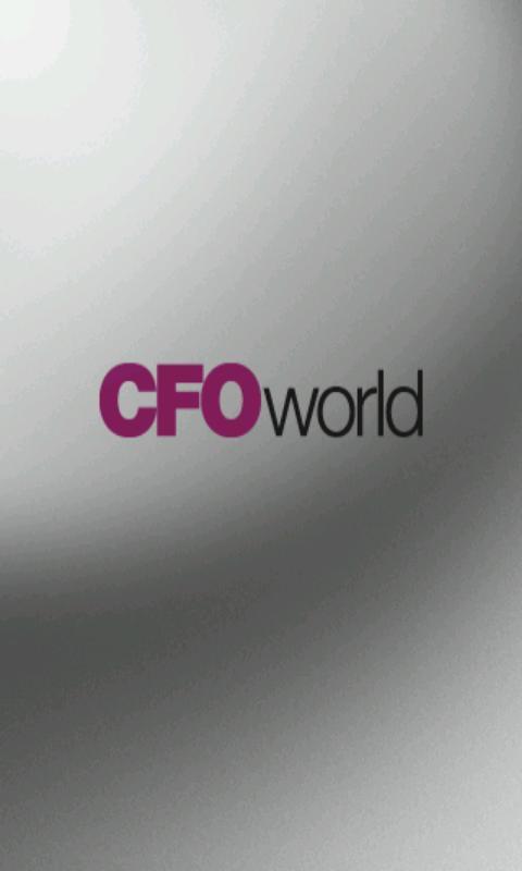 CFO World CZ- screenshot