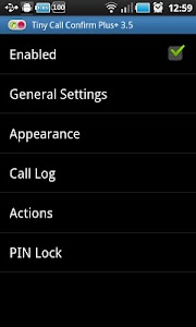 Tiny Call Confirm Plus+ v4.2.0
