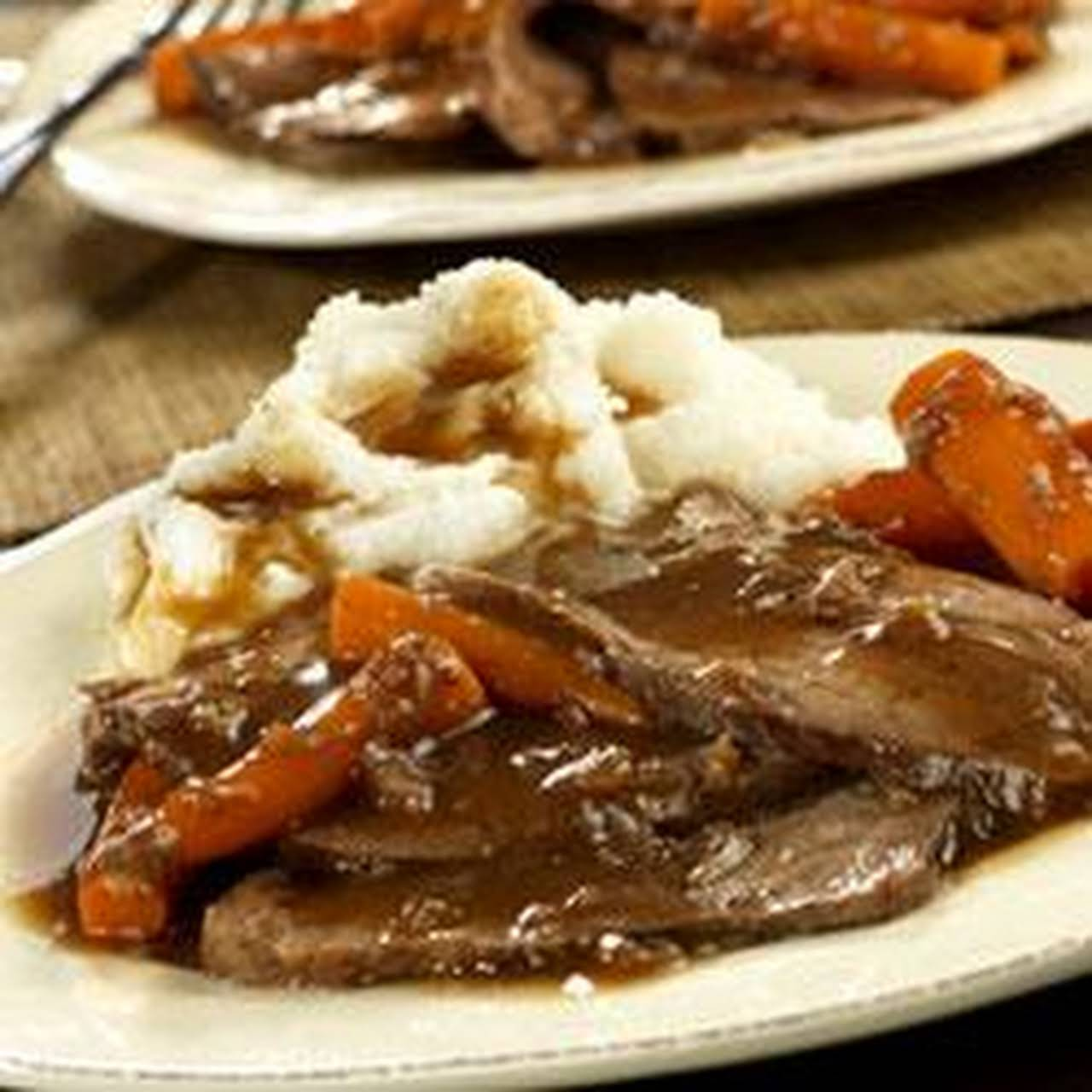 Campbells Kitchen Easy Pot Roast