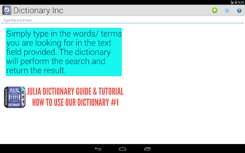 Psychology Dictionary