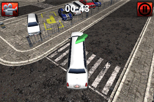 American Limo Simulator demo