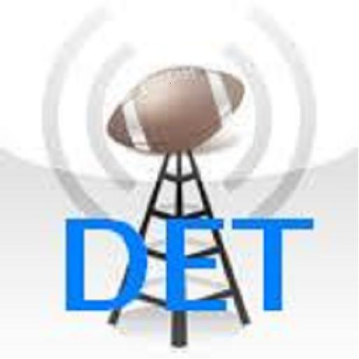 Detroit Football Radio LOGO-APP點子