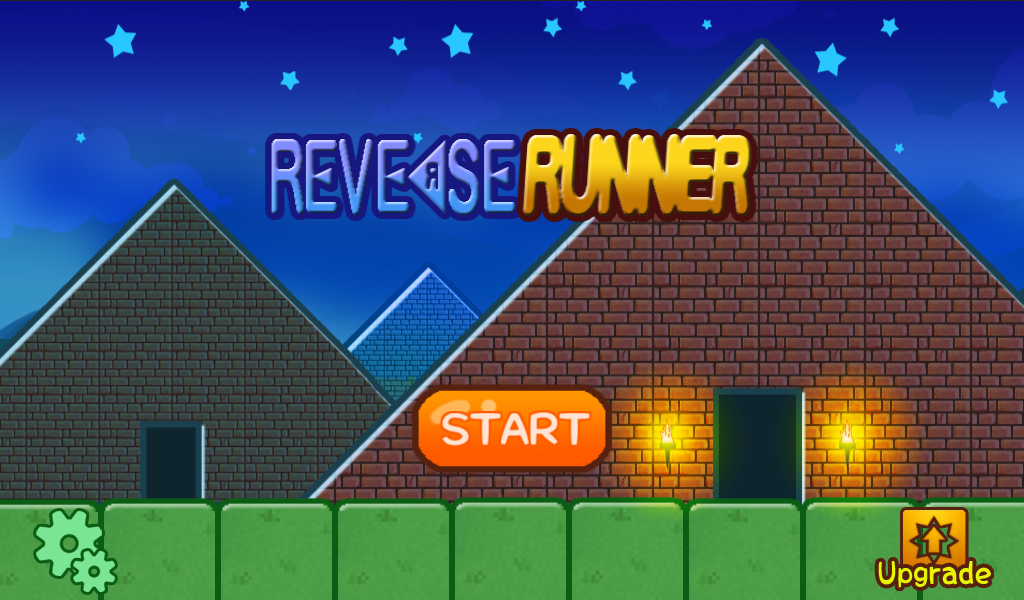 Reverse Runner - screenshot