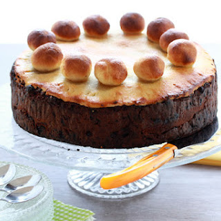 Simnel Cake.