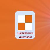 Surpresinha Lotomania