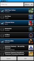 Screenshot of MP3dit - Music Tag Editor