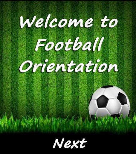 Football Orientation