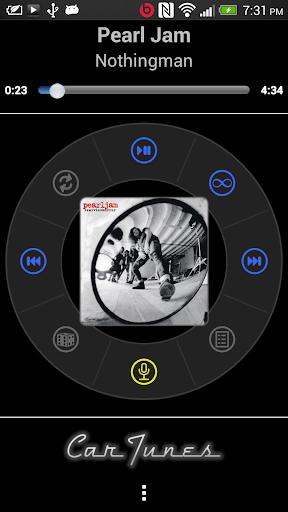 Car Tunes Music Player Lite