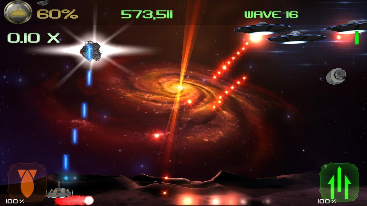 Alpha Wave - screenshot
