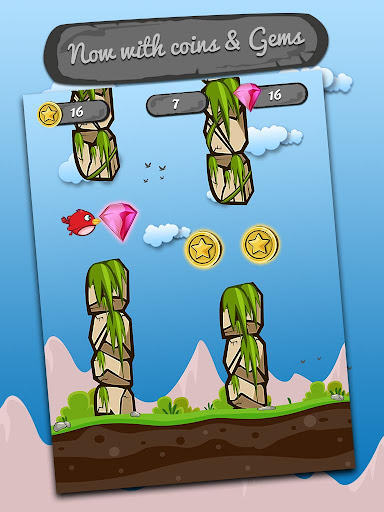 玩益智App|Fly Wings - Free Flappy Bird免費|APP試玩