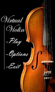 Virtual Violin - screenshot thumbnail