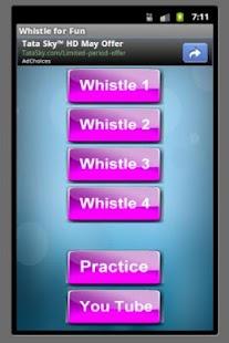 Fun Whistle- screenshot thumbnail