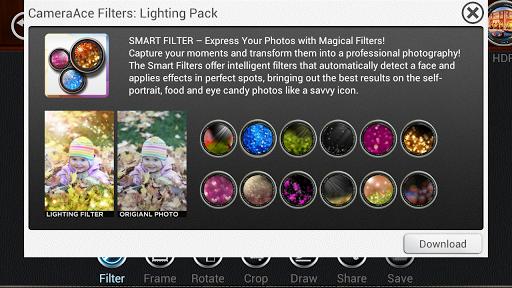카메라에이스 필터: Lighting Pack