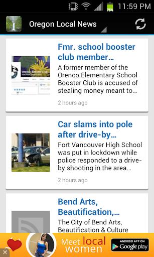 Oregon Local News