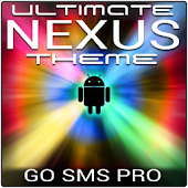 Ultimate NEXUS GO SMS Theme