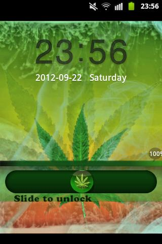 GO Locker Theme Ganja- screenshot