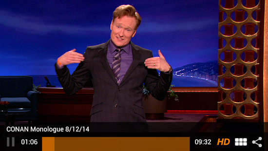 Conan O'Brien's Team Coco- screenshot thumbnail