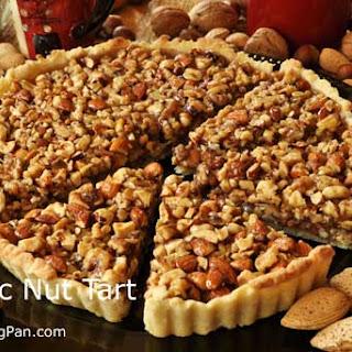 Rustic Nut Tart