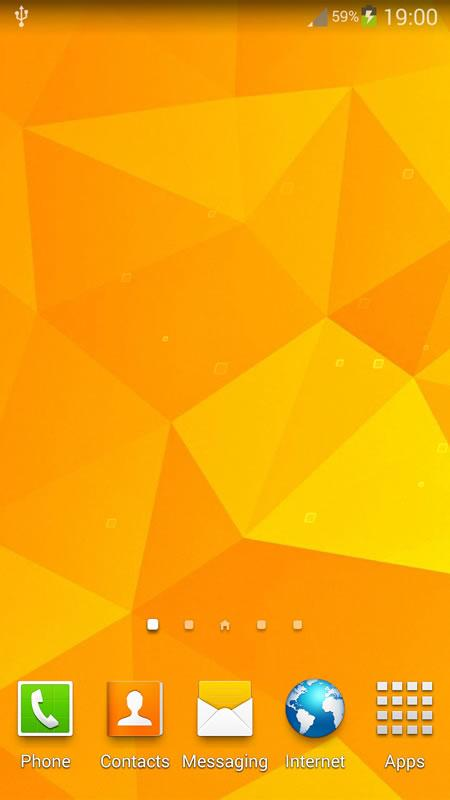Nexus 4 Live Wallpaper - screenshot