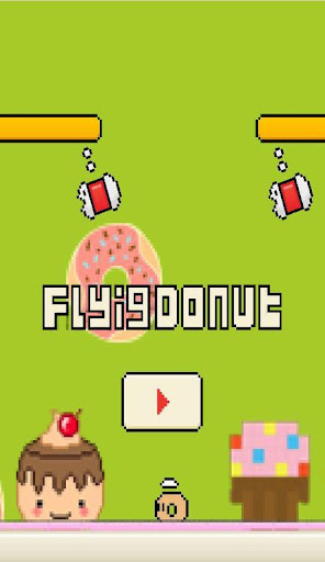 Flying Donut