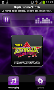 Super Estrella 95.1fm - screenshot thumbnail