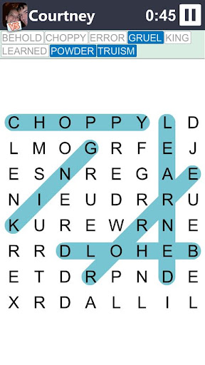 Word Search vs
