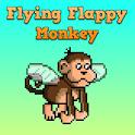 Flying Flappy Monkey icon