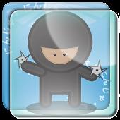 Ninja Parallax Live Wallpaper