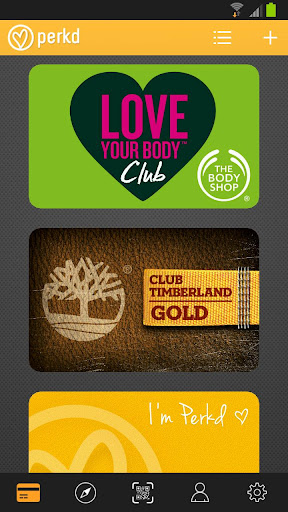Perkd - 会員カード