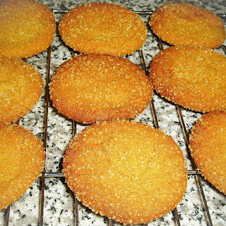 Spiced Honey Biscuits