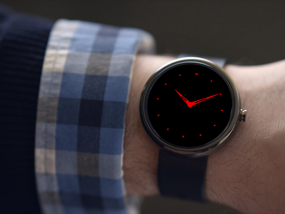 G01 WatchFace for Moto 360- screenshot thumbnail
