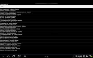 Screenshot of Estancos Cercanos