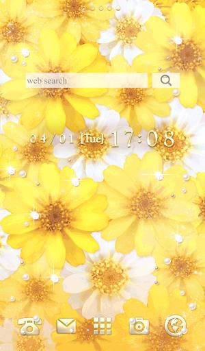 可爱的换肤壁纸★Yellow flower
