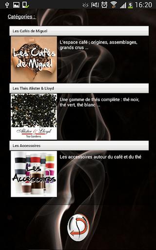 【免費購物App】Cafés Miguel-APP點子