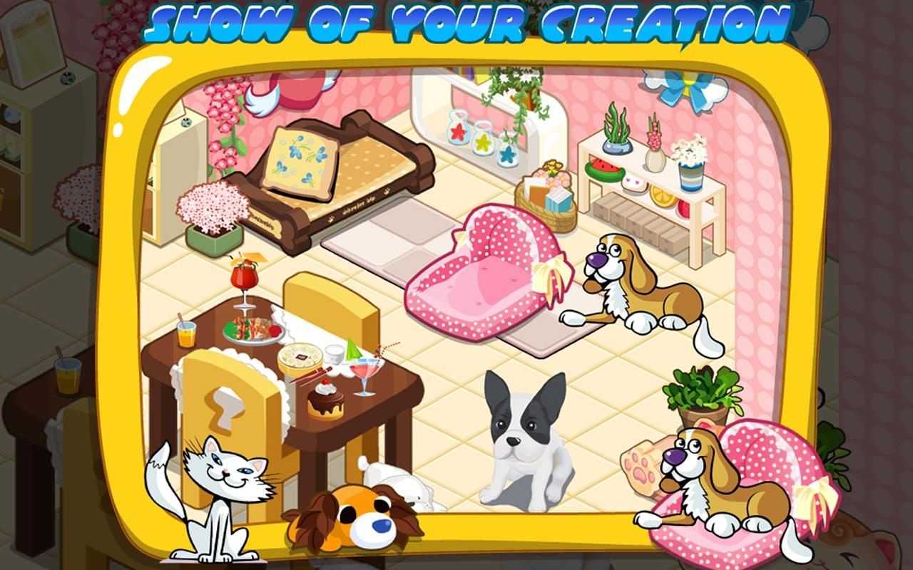 Pet House Design - screenshot