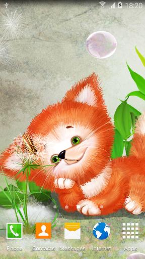 Foxy Cute Live Wallpaper