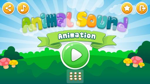 Animal Sounds 2- Kids Games