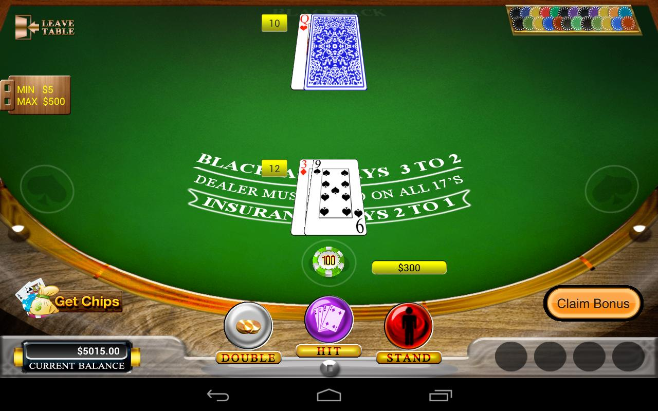 Best real money blackjack app usa